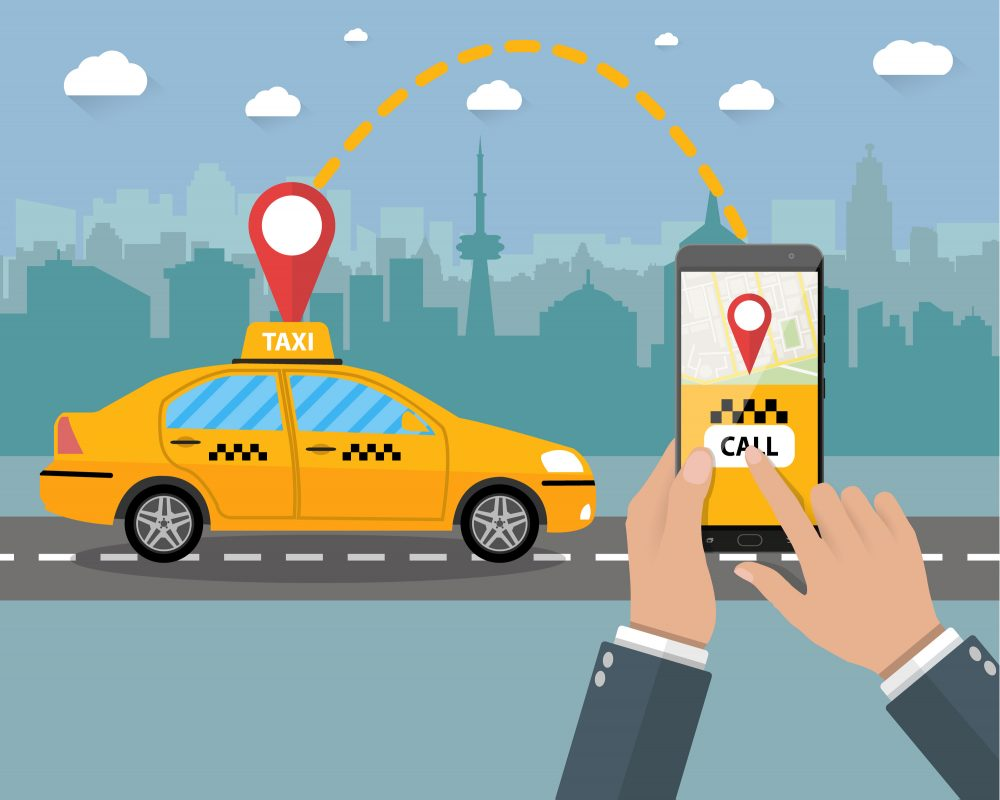 taxi application