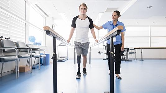 on demand physiotherapist
