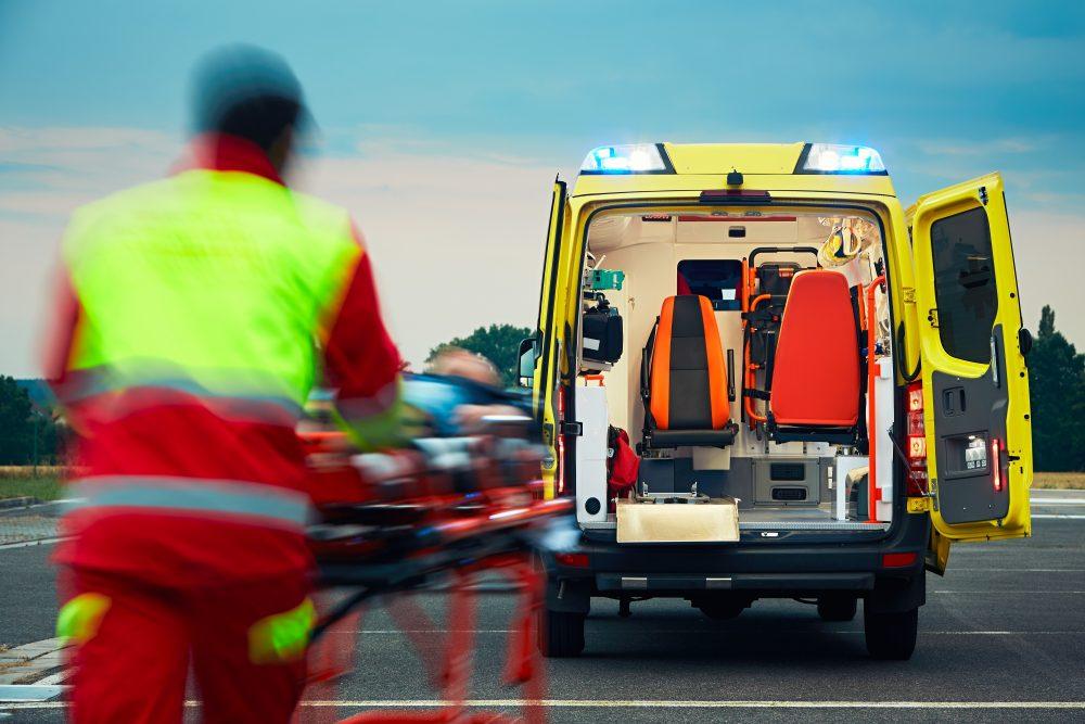 Uber for Ambulance App
