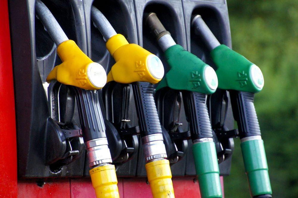 Pumps fuel
