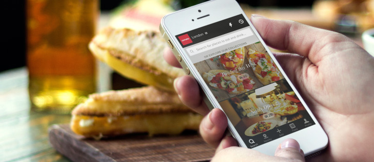 third party food delivery app