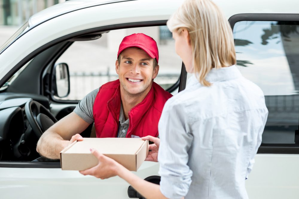 courier delivery solutions