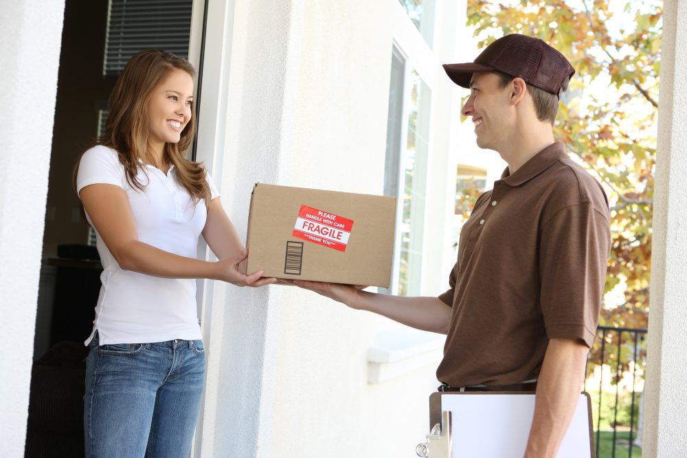 on demand delivery business