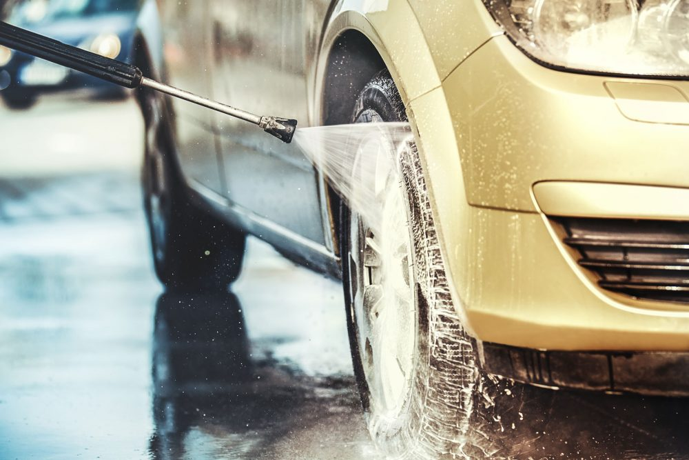 mobile car wash app