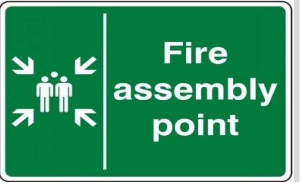 fire evacuation plan