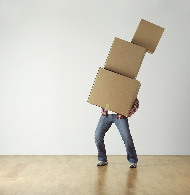 How to reduce stress and stay healthy during relocation
