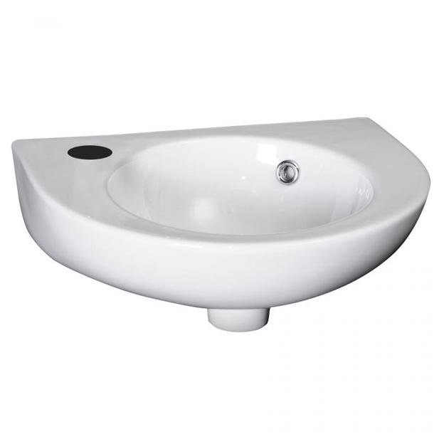 Wall mounted basin
