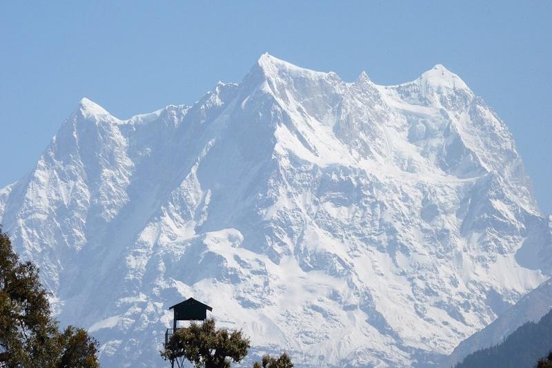Uttarakhand peaks