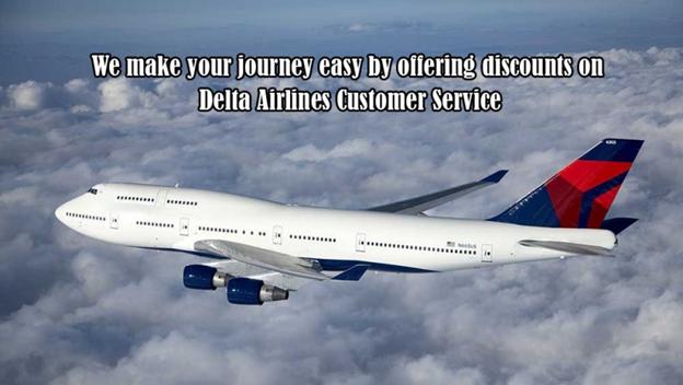 Delta Airlines Flights Ticket