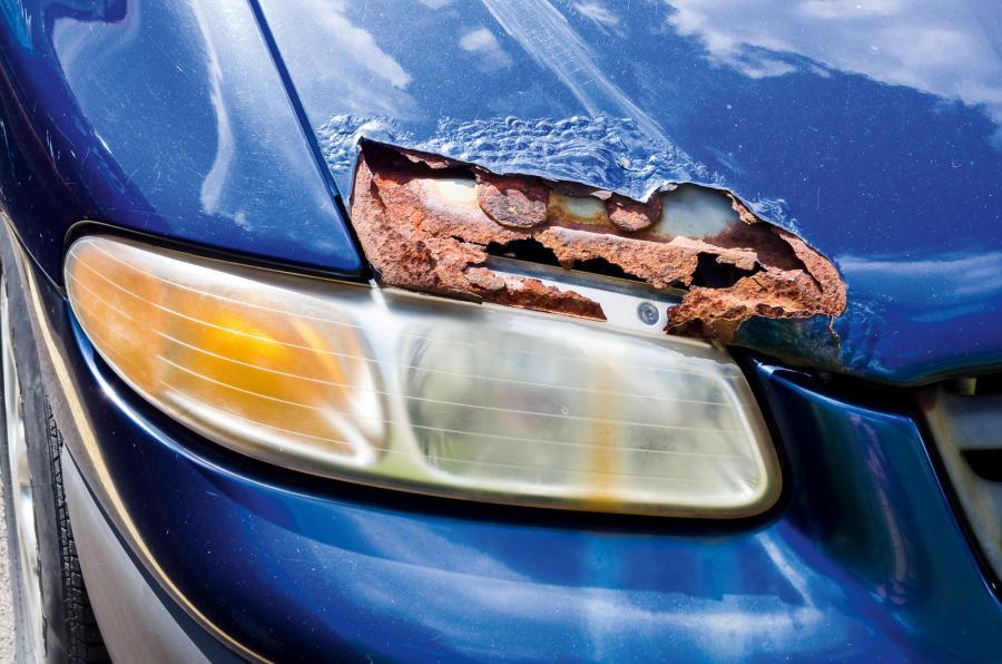 cars rusty