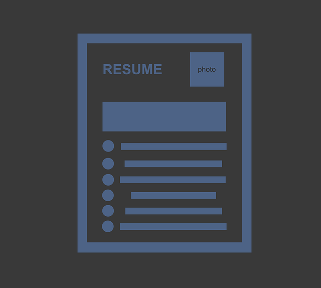 resume writing in digital world