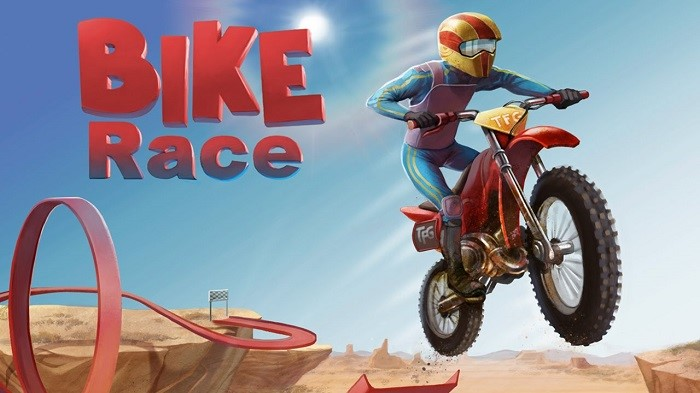 playing bike games online