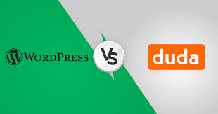 wordpress vs duda