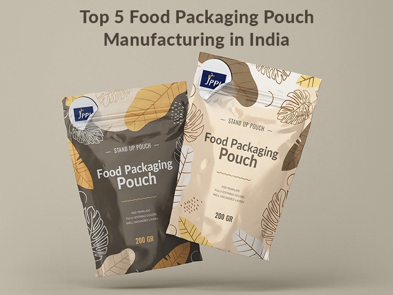 food packaging pouch manufacturers